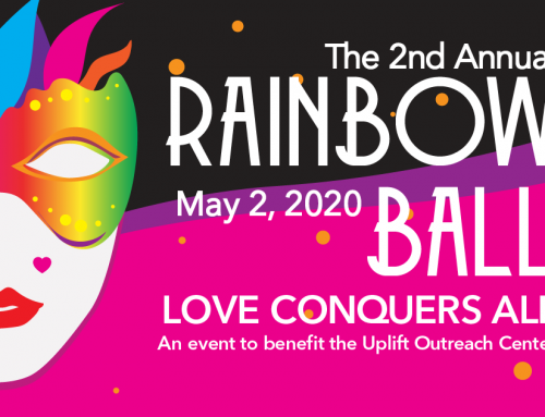 2nd Annual Rainbow Ball is scheduled for May 2nd
