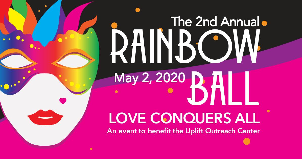 2nd Annual Rainbow Ball Fundraiser