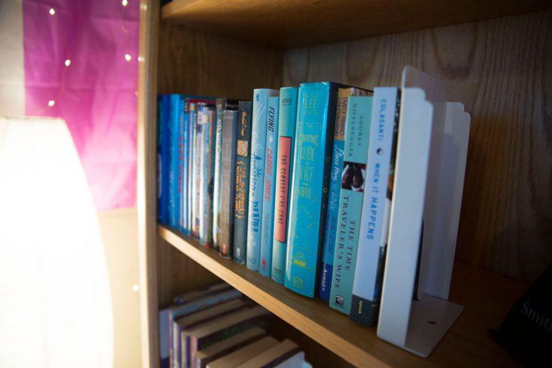 books at uplift outreach center